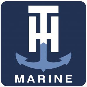 T-H Marine Button logo